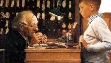 father_forgets_norman_rockwell_w_livingston_larned
